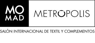 Logo MOMAD metrópolis