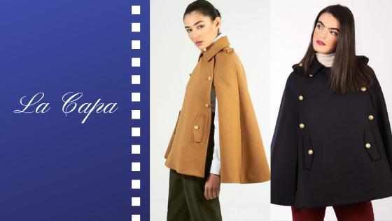 La capa de mujer y sus estilos